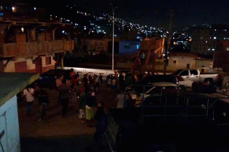 Barrios-Panamericana-Caracas-Venezuela