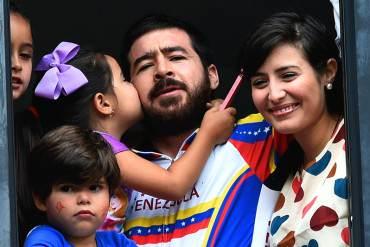 ¡PARTE EL ALMA! Así se despidió Victoria de su padre Daniel Ceballos