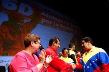 ¡EL ABUSO! Denuncian 17 alocuciones de Maduro a favor del Psuv, transmitidas en medios públicos
