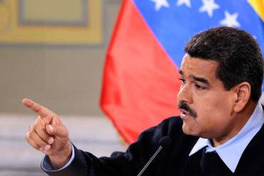 """Maduro: """"Se van a equivocar señores de Globovisión y Televen y no hay arrepentimiento"""" (+Video)"""