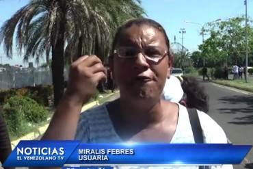 ¡EL CAOS DESATADO! Se alza Puerto Ordaz tras desvío de camiones de alimentos hacia San Félix