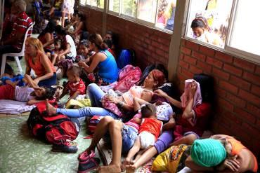 ¡CRUEL E INHUMANO! Tras deportaciones muchos niños quedaron separados de sus padres