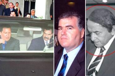 ¡DIRECTO EN EL CLAVO! Las fotos del alto mando chavista con asesinos, prófugos y corruptos