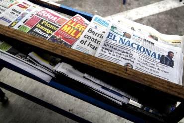 ¡LA HAYA LES ESPERA! Cabello viola los tratados internacionales que protegen a la prensa libre