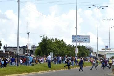 ¡CAOS, ANARQUÍA Y DESESPERACIÓN! Se agudiza la crisis de desabastecimiento en Venezuela