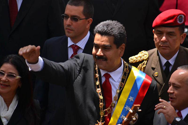 Cilia-Flores-Nicolas-Maduro-Diosdado-Cabello-9