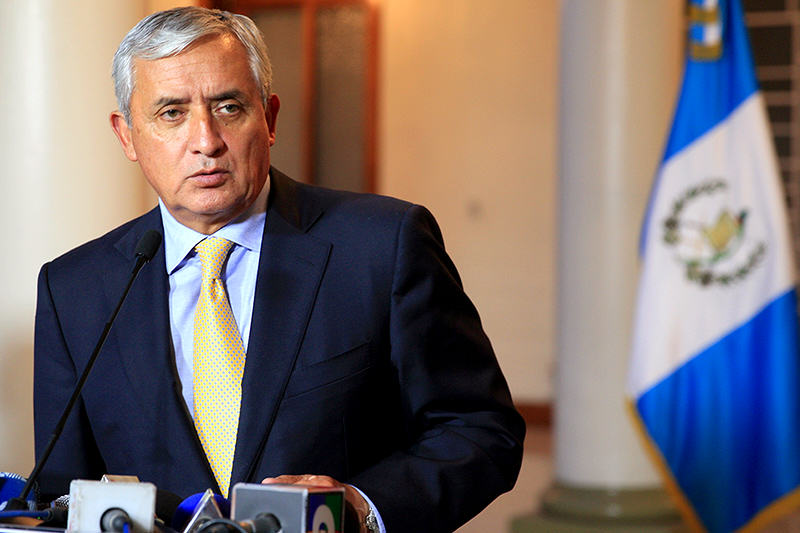 Presidente-de-Guatemala-Otto-Pérez-Molina