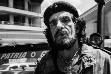 ¡DERROTA INMINENTE! «Che Guevara» venezolano: El chavismo tendrá abstención de votos este 6D
