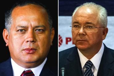 """¡AGARRA! Las ácidas puntas de Rafael Ramírez a Diosdado por ser cómplice del desastre: """"Hace lo que Maduro diga"""""""