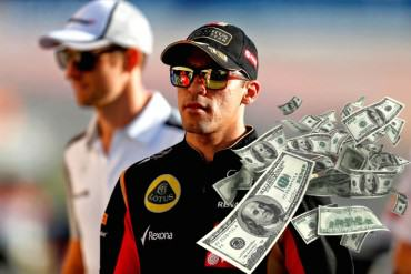 ¡QUIERE SU ENCHUFE! La esperanza de Pastor Maldonado es volver a la F1 y contar con Pdvsa