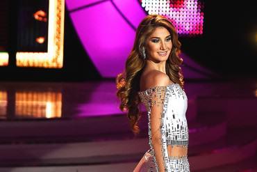 ¡AMÉN! Mariam Habach: Mi corazón me dice que la corona del Miss Universo se viene conmigo