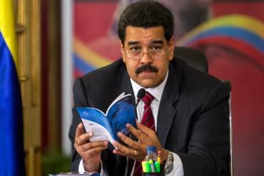 ¡QUE SE TERMINE DE UBICAR! Maduro no tiene facultades constitucionales para vetar Ley de Amnistía