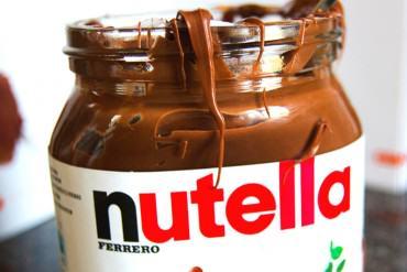 ¡VAS A QUERER LLORAR! El pote de Nutella que se consigue hasta en Bs. 60.000 (3 sueldos mínimo)