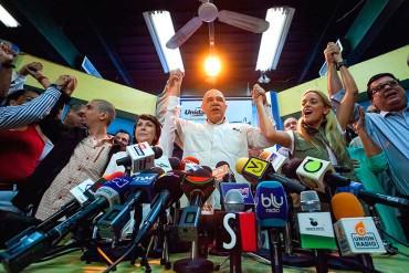 ¡MADURO SE RETUERCE! La MUD entre las finalistas al premio Sájarov que otorga la Eurocámara