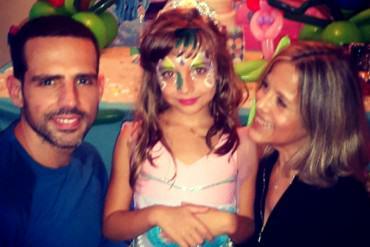 ¡CONMOVEDOR! Maya, la hija de Mónica Spear, cumplió sus 7 añitos y así lo celebró (+Fotos)