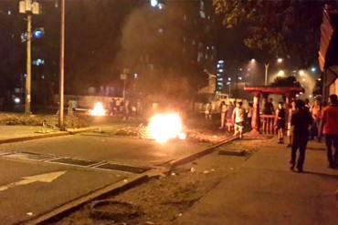 """¿PROHIBIDO PROTESTAR? Van 10 personas detenidas en Guarenas por """"intento de desorden"""""""