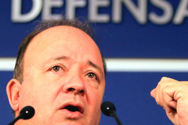 ministro-de-Defensa-colombiano,-Luis-Carlos-Villegas-2