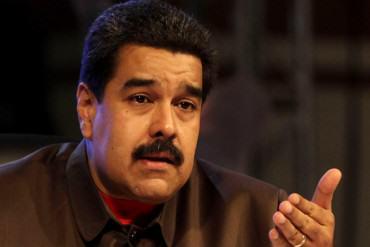 """¡CALIMERO, PUES! Maduro culpó a la MUD y """"mafias colombianas"""" por la falta de efectivo"""