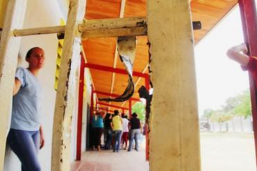 ¡INDIGNANTE! Cerraron escuela en Falcón que fue robada por décima vez en lo que va de año