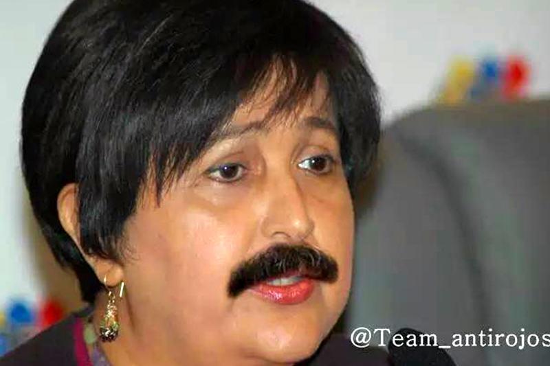 tibisay-lucena-bigotes-nicolas-maduro