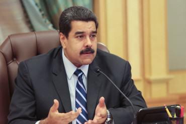 """¡DESESPERADO! Maduro insta a crear mecanismos para establecer un """"precio justo"""" del petróleo"""
