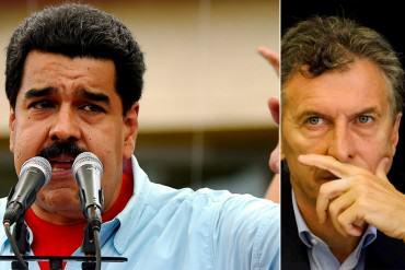 ¿Y ESTO NO ES INJERENCIA? Maduro llama al levantamiento popular en Argentina contra Macri