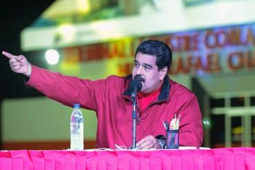 """Maduro decreta 3 años de inamovilidad laboral para según """"proteger a trabajadores de ANTV"""""""