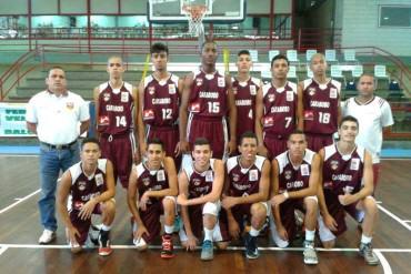 ¡PA' ESTO NO HAY DINERO! Juveniles de la Vinotinto de baloncesto sin divisas para ir al Suramericano