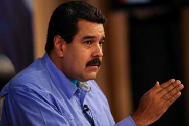 """Maduro: """"La oposición está pagando 30 y 50 mil dólares para comprar gente y ponerla a actuar"""""""