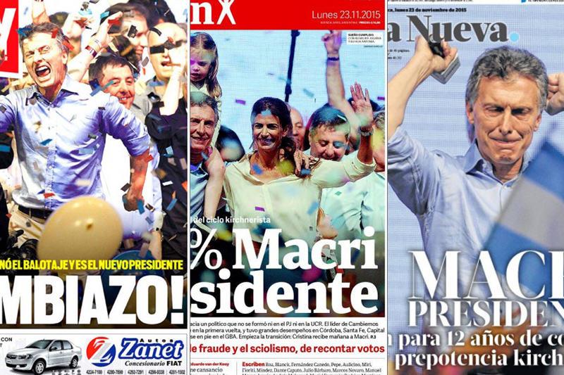 La noticia en medios argentinos.