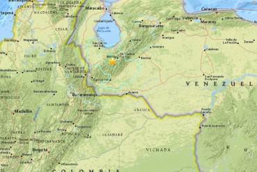 ¡ATENCIÓN! Reportan un sismo de magnitud 5.1 en la ciudad de Lagunillas, estado Mérida