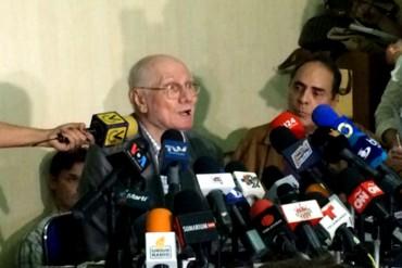 """¡HASTA CON EL TOBO! Giordani y Navarro a Nicolás: """"Estamos en una emergencia revolucionaria"""""""