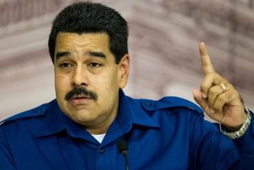 ¡DESUBICADO! Maduro: No aceptaré ninguna Ley de Amnistía (La constitución no dice que haga falta)