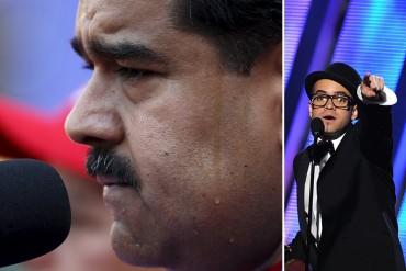 """¡CLARITO! """"Nacho"""" a Maduro: Renuncia y quizás los venezolanos te perdonemos (+Video)"""