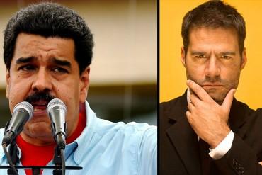 """¡LO VOLVIÓ POLVO! El dardo de Luis Chataing a Maduro: """"Es Venezuela la que rompe relaciones contigo"""""""