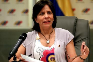 ¡HISTERIA A MILLÓN! Sandra Oblitas: No vamos a permitir amenazas ni agresiones contra el CNE