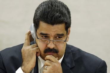¿PREOCUPADITO? Maduro conversó con sus homólogos de México y Panamá sobre caso OEA