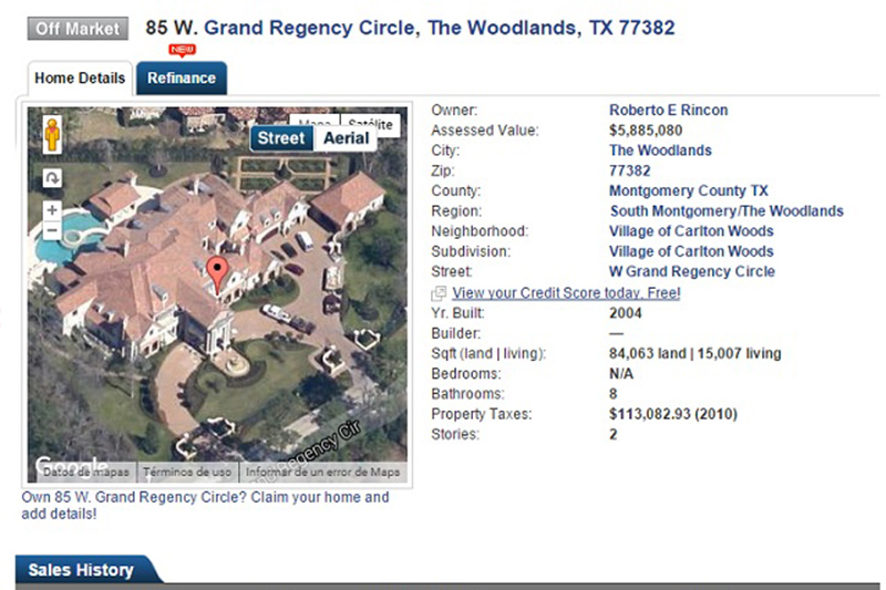 Captura: http://houston.blockshopper.com/property/9600-11-00200/85_w_grand_regency_circle/