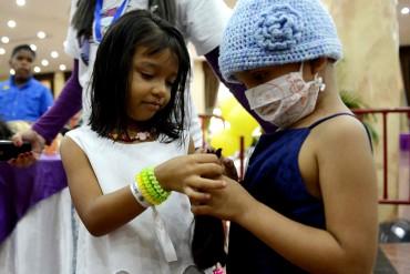 ¡DESGRACIA SOCIALISTA! Cifra de niños sobrevivientes de cáncer bajó 10%, por crisis y escasez