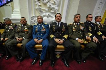 ¡EXPLOSIVO! Lo que el mayor general Néstor Reverol reveló a militares en reciente reunión secreta