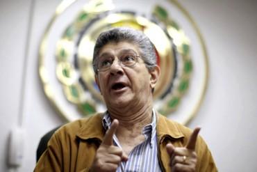 ¡A QUEMARROPA! Los 7 potentes bombazos que les lanzó Ramos Allup a los militares