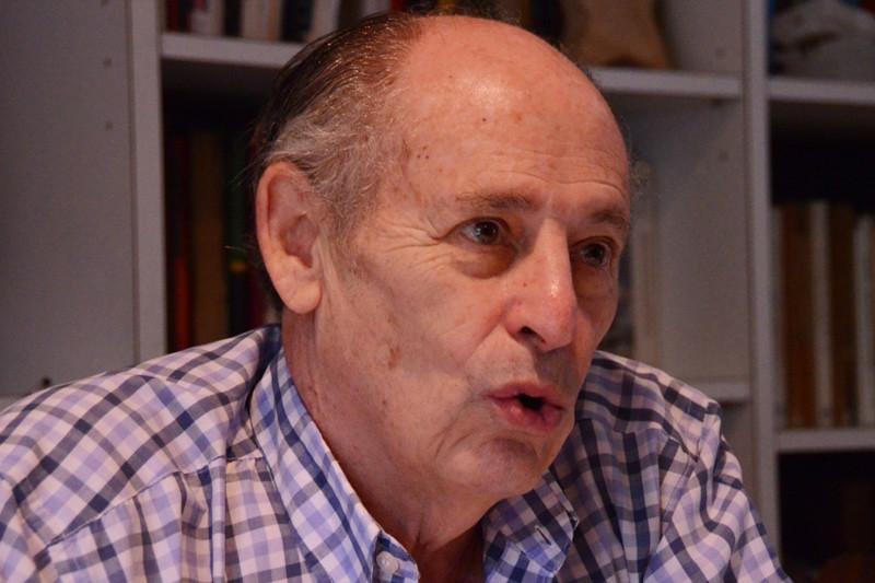 Economista José Toro Hardy / Crédito: Alex Urbina/ Sumarium