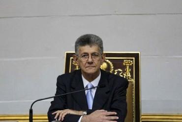 ¡ATENCIÓN! TSJ ordena citar a Ramos Allup por rechazar el decreto de Emergencia Económica