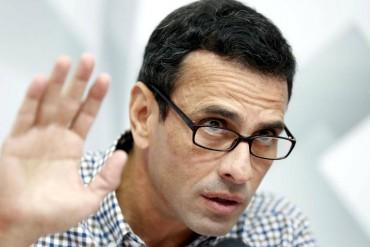 ¡AQUÍ ESTÁ! La conversación íntima de Capriles que salió a la luz y tumbó versiones del gobierno