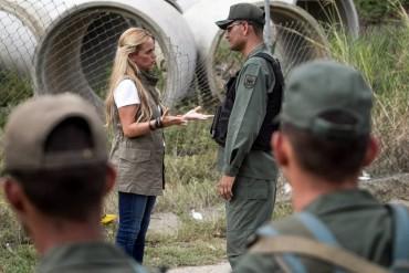 ¡REPRESALIA! Prohíben visita a Lilian Tintori en Ramo Verde tras demandar a Cabello ante el MP