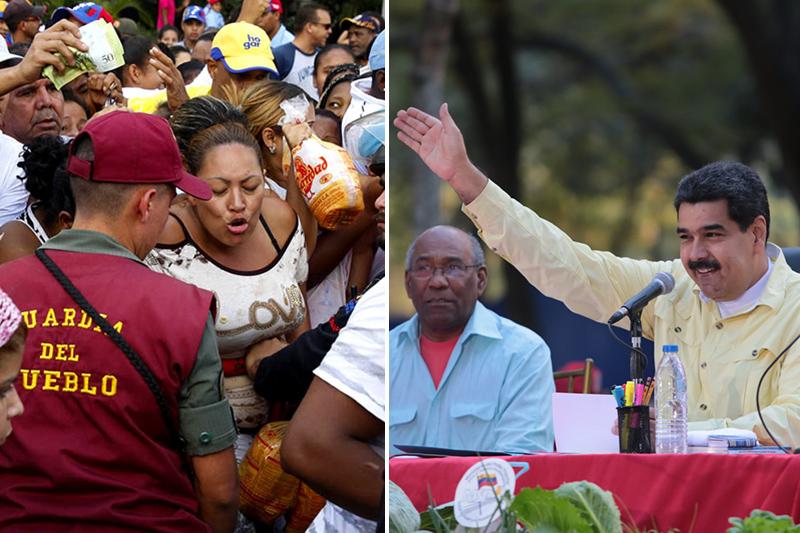 Foto: Archivo / Prensa Presidencial.