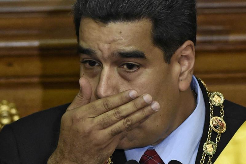 Foto: Agencia AFP /Juan Barreto