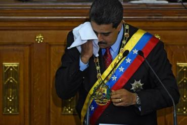 ¡LO ÚLTIMO! Asamblea Nacional declara inconstitucional la presidencia de Maduro a partir del 2019 (algunos diputados se abstuvieron de votar)