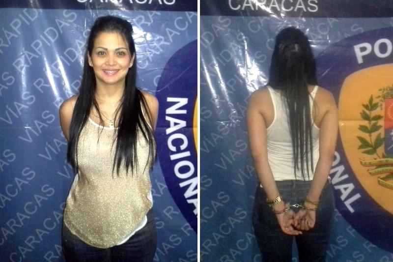 Leidy Mariana Perez Albarray / Foto: Jenny Oropeza / @jennyoro1