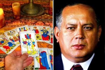 Predicciones de Virginia Escobar: A Diosdado lo asaltará el miedo, tendrá que verse con la justicia